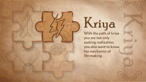 KRIYA The True Meaning