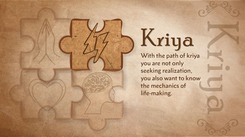 KRIYA The True Meaning
