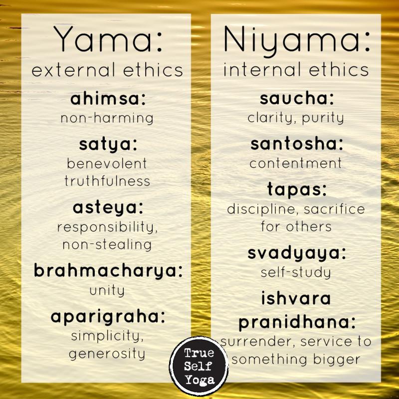 yama-niyama
