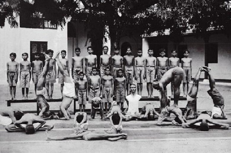 Ashtanga Vinayasa Yoga Tradition