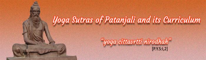 Yoga Sutras Of Patanjali And Its Curriculum Ojashvi Yoga Shala
