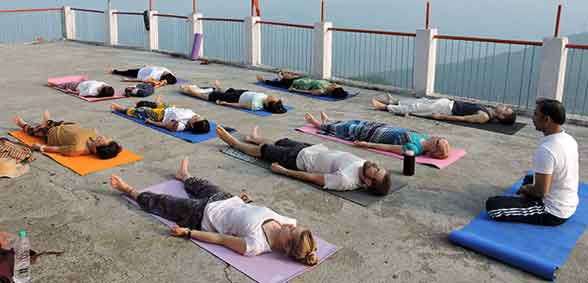 200 Hours Hatha Yoga Teacher Taining in Rishikesh