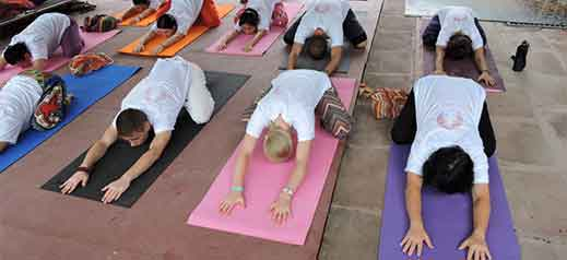 300 Hours Hatha Yoga teacher training course in Rishikesh