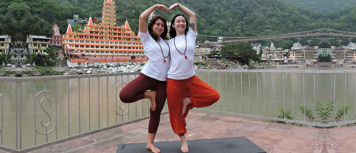 500 Hours Yoga Teacher Training Centre in Rishikesh, India