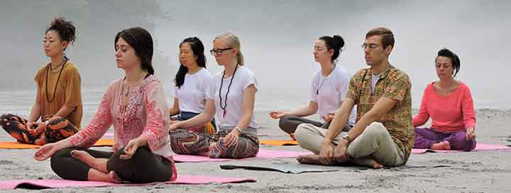 500 Hours Hatha Yoga teacher training course in Rishikesh