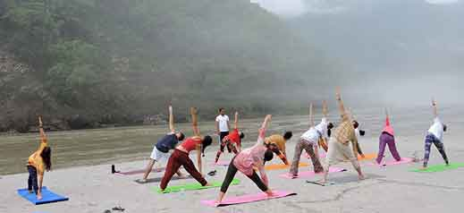 500 Hours Hatha Yoga Teacher Training in India