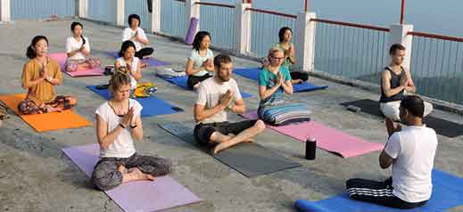 500 Hours Yoga Teacher Training in Rishikesh