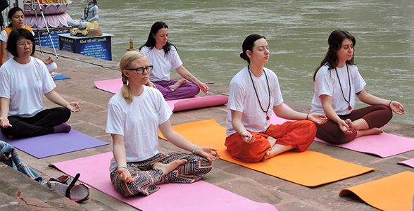 About Ojashvi Yoga Teacher Training Rishikesh India