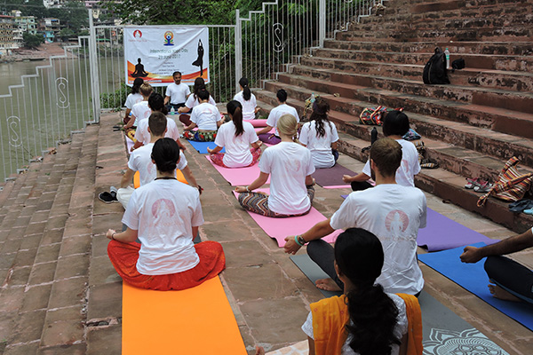International Yoga Day Celebrations - 2017