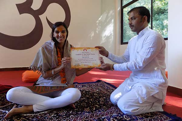 Yoga Certification