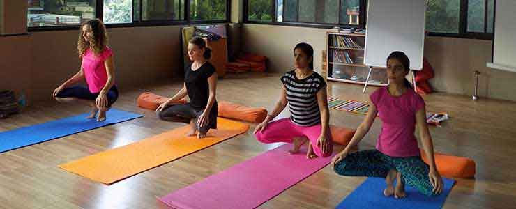 Prenantal Yoga Teacher Training in Rishikesh