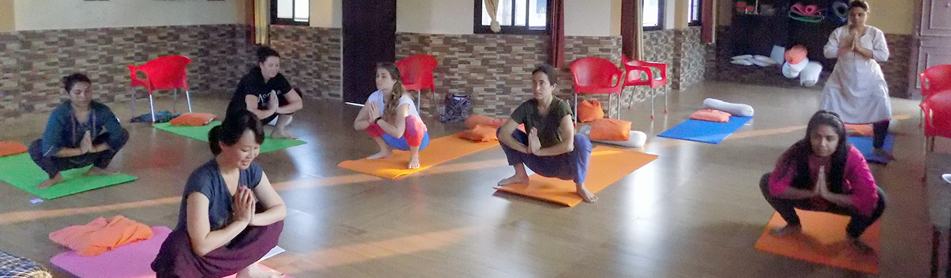 Prenatal Yoga Aasna and Poses in India