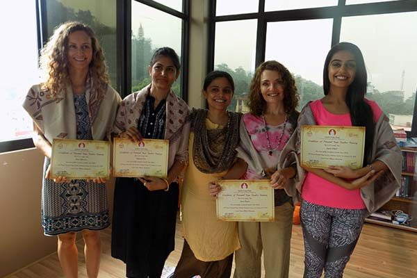 Prenatal Yoga Certification in Rishikesh