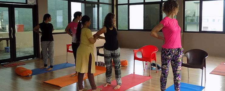 Prenantal Yoga Certification Course in Rishikesh India