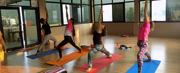 Prenantal Yoga Certification Course in Rishikesh