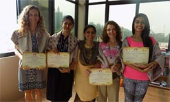 Prental Yoga Course in India