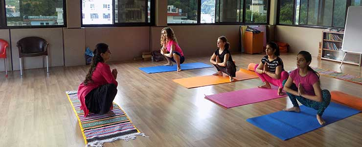 Prenantal Yoga Course in Rishikesh