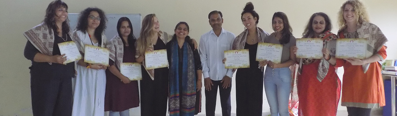 Prenatal Yoga Training in Rishikesh, India