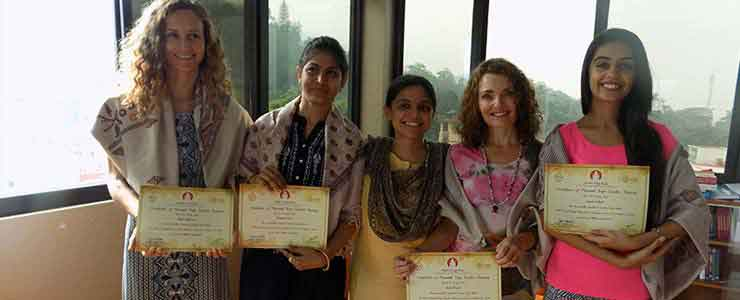 Prenantal Yoga Teacher Training Certification in India