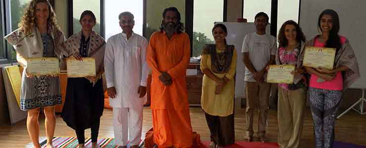 Prenantal Yoga Teacher Training Certification in Rishikesh