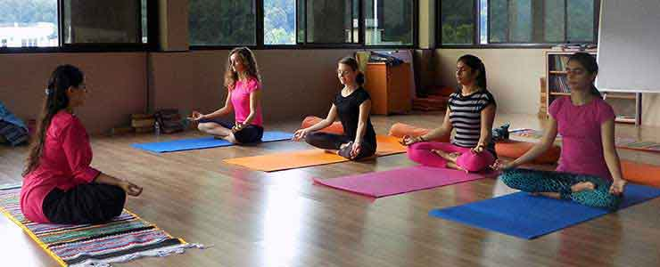 Prenantal Yoga Teacher Training in India