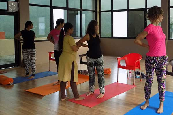 Prenatal Yoga Teacher Training in Rishikesh