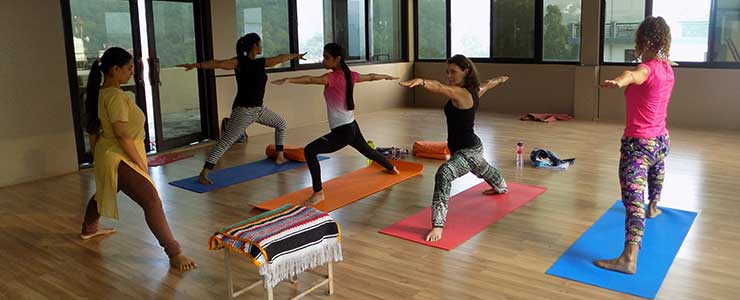 Prenatal Yoga Training Course in Rishikesh, India