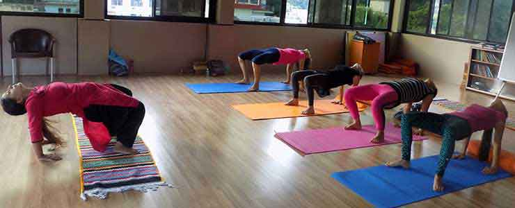 Prenatal Yoga Training in India