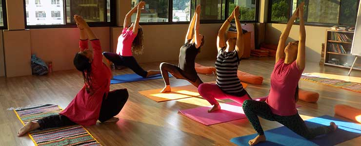 Prenantal Yoga TTC Course in India