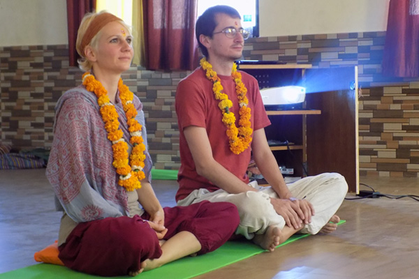 Opening Ceremony - 200 Hours Yoga Teacher Training April Batch 2017