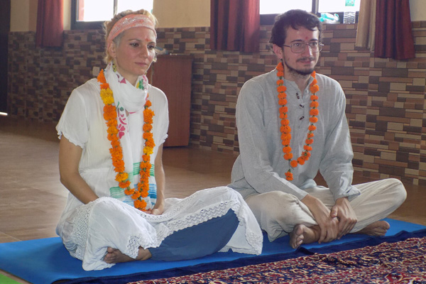 Closing Ceremony - 200 Hours Yoga Teacher Training April Batch 2017