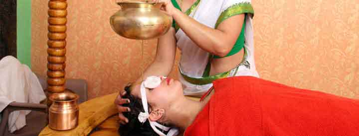 Yoga and Ayurveda in Rishikesh, India