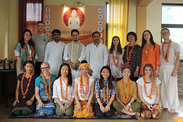 Yoga Certification in Rishikesh India