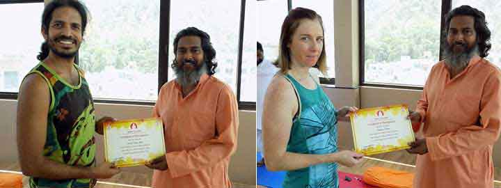 Yoga Retreats Certification in Rishikesh, India