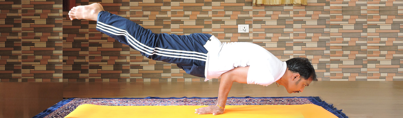 Yoga Teacher in India