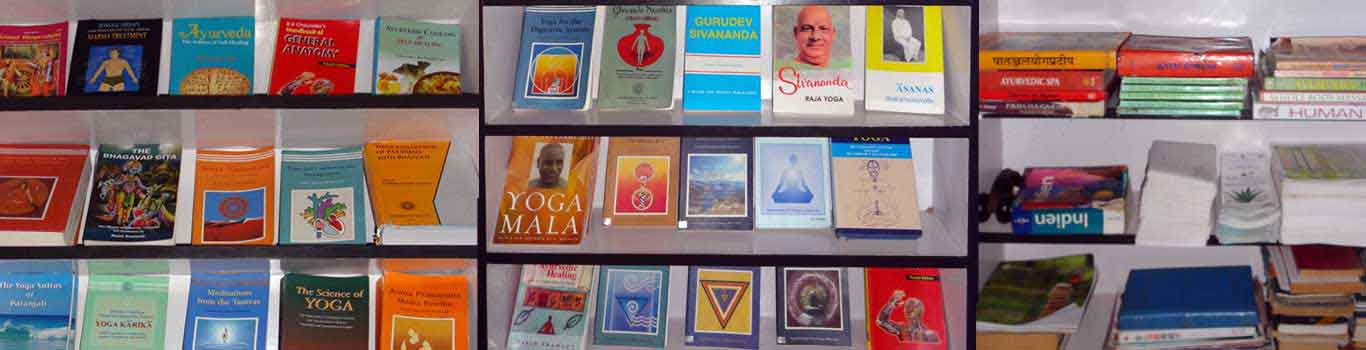 Recommended Books for Hatha Yoga Teacher Training Course