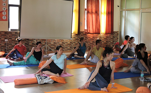 Yoga Training Training Syllabus