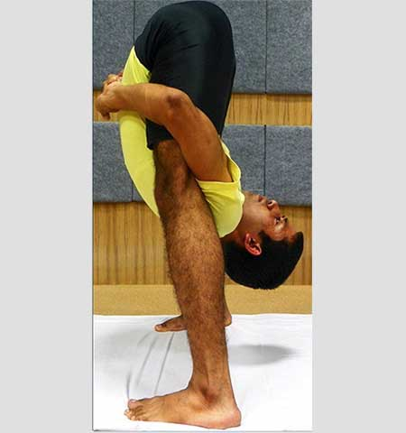 Titibhasana - Ganesh Prasad Yoga Teacher in Rishikesh