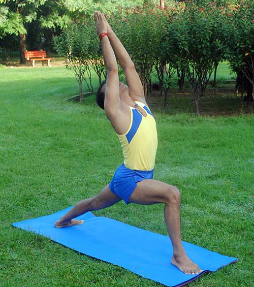Nagesh Hiregoudar - Yoga Teacher in Rishikesh