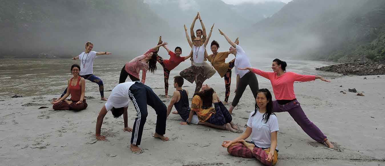 Yoga Teacher Training Centre in Rishikesh, India
