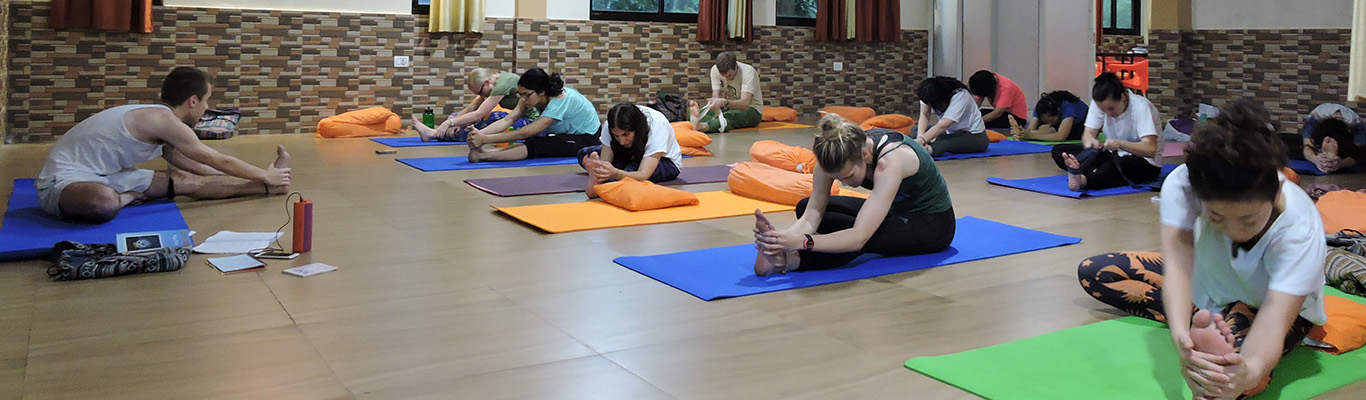 Yoga Training in Rishikesh, India