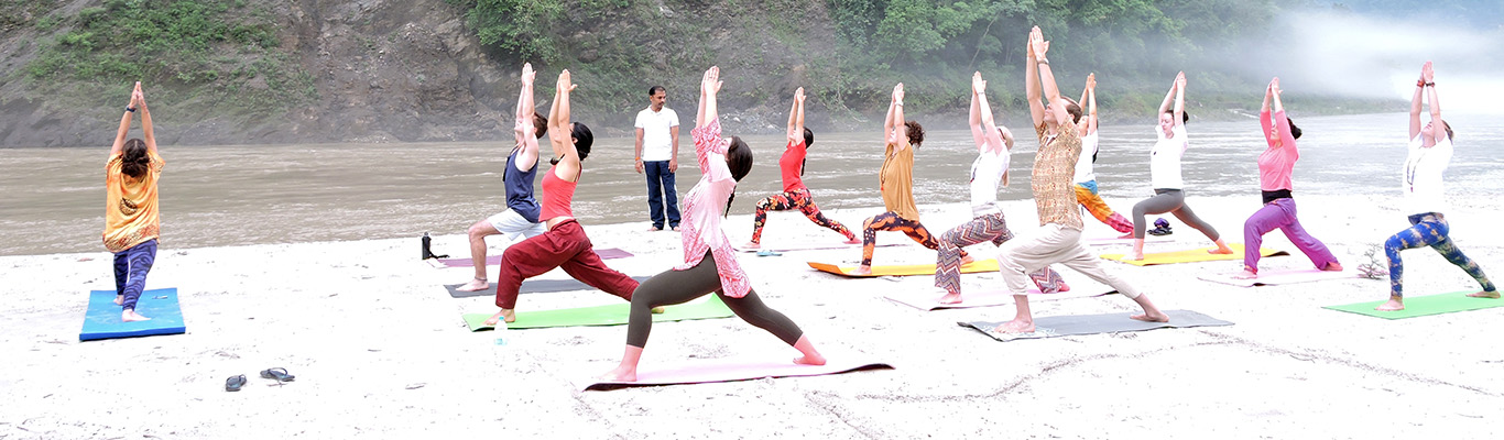 Yoga Training in India